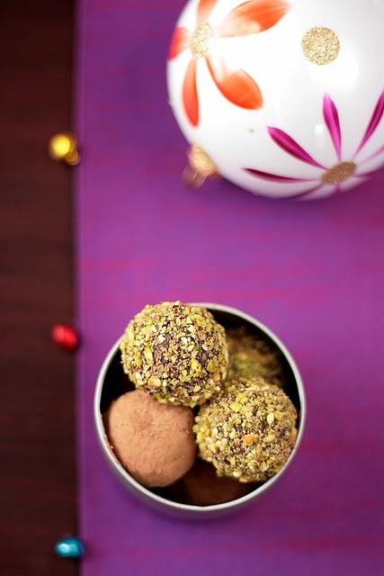 Lavender And Espresso Truffles by tartelette, via Flickr