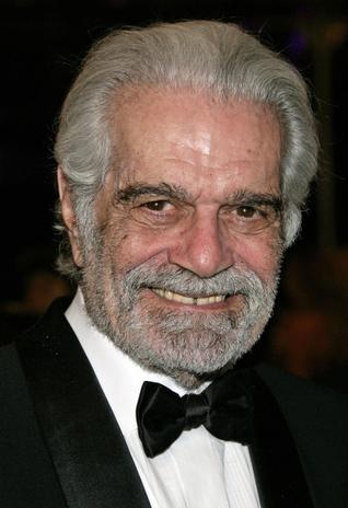 IMG OMAR SHARIF, Actor