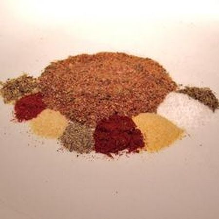Cajun Spice Mix | Spices and Rubs | Pinterest