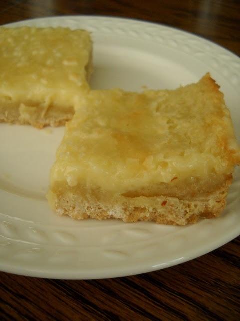 Gooey Butter Cake   desserts   Pinterest
