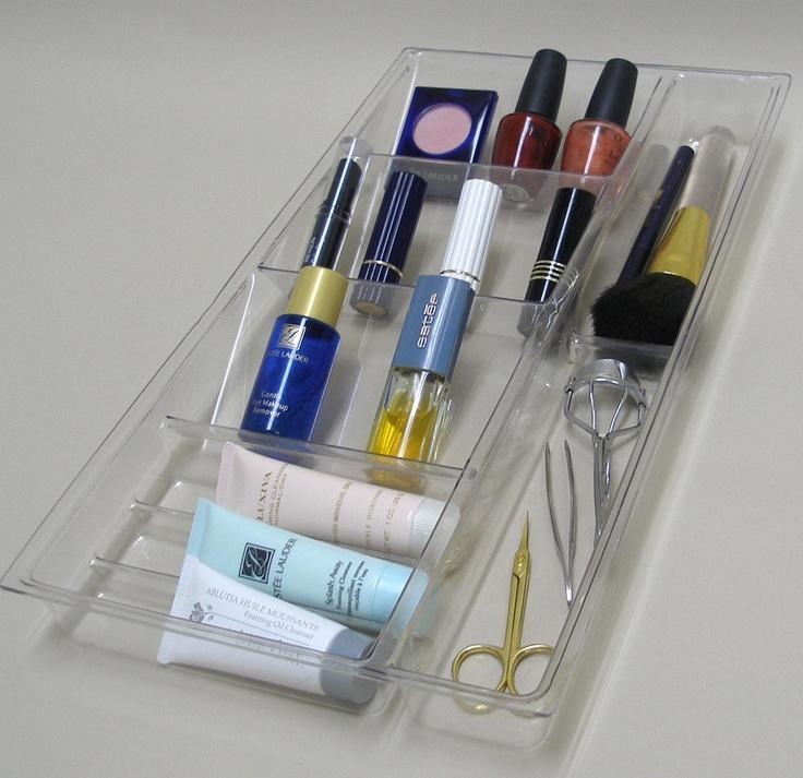 Makeup Vanity Drawer Organizer Finds Pinterest