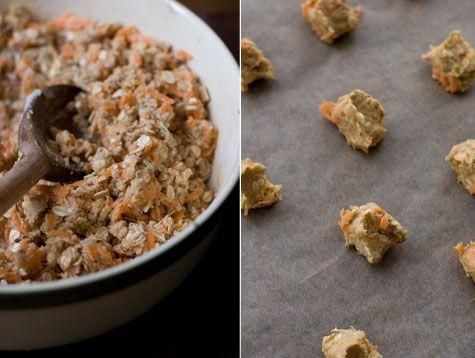 Carrot Oatmeal Cookies | Recipe