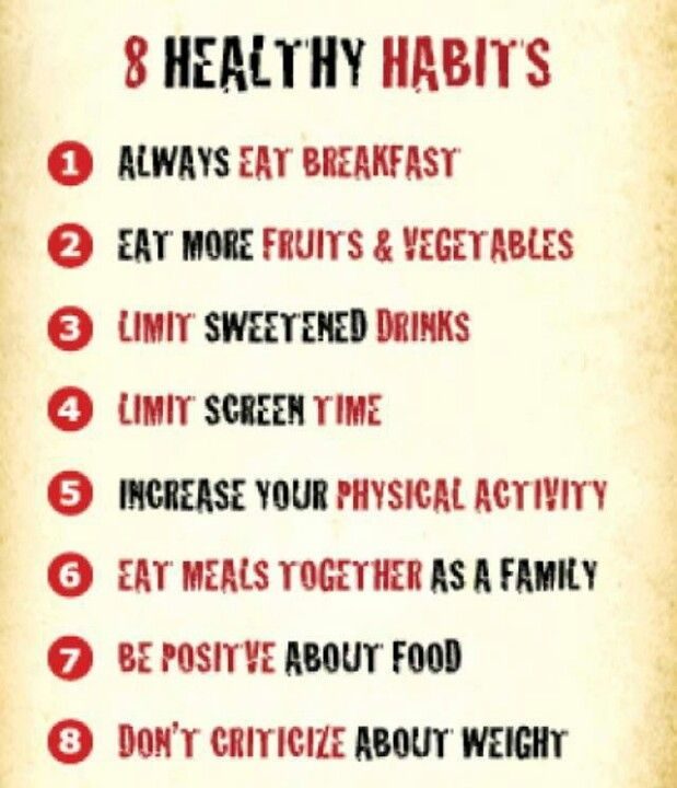 Essay on tips for healthy living
