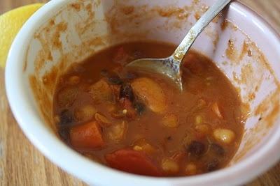 Harira (Moroccan Bean Soup) Recipe — Dishmaps