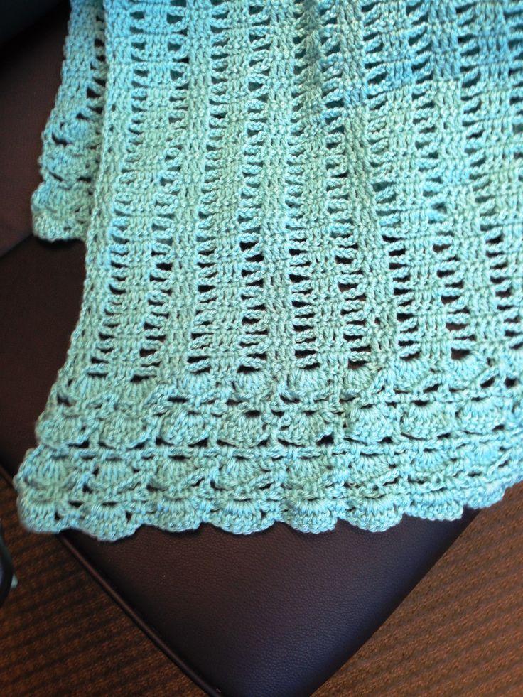 Free Prayer Shawl Patterns To Crochet : Pin by Doris Mason on Crochet afghans Pinterest