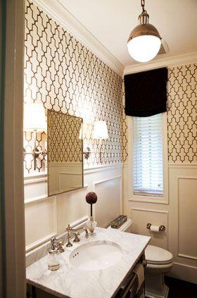 half bathroom decorating ideas half bathrooms pinterest