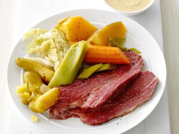 Slow-Cooker Corned Beef and Cabbage | Recipe