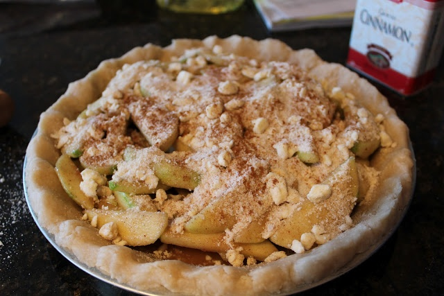 Easy Apple Pie | great recipes | Pinterest