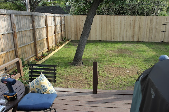 Flower Bed Fencing : fence lined w/flower bed  Architectural Elements & Exteriors  Pinte ...