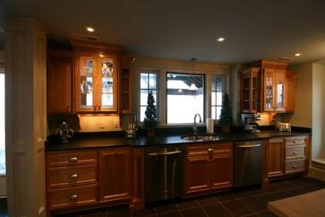 Second Floor Kitchen | House design | Pinterest