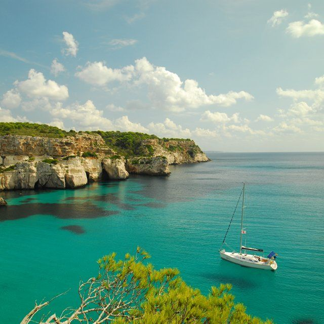 Menorca, Spain. #CMGlobetrotters