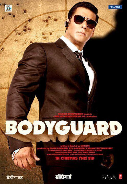Bodyguard 2011 Hindi 720p Blu-Ray x264 AAC 5 1 MSubs-HDSector