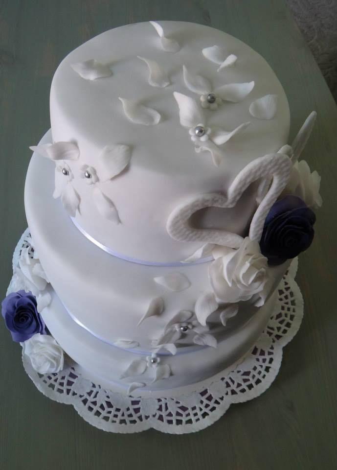 Wedding Cake Images Pinterest : wedding cake cake Pinterest