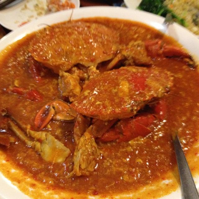 Singapore chili crab! Delicious! | Foodie | Pinterest