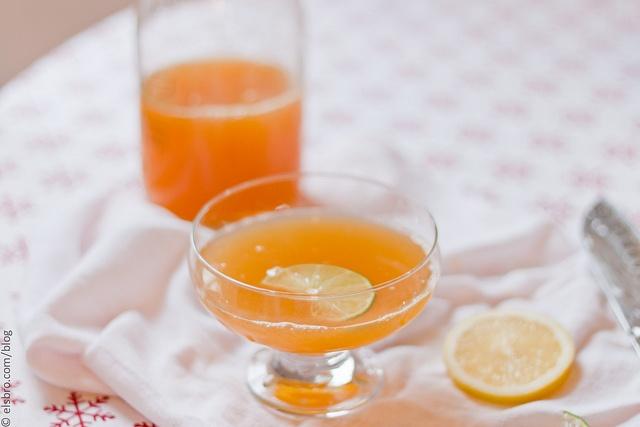 Citrus lover's cocktail. | Drinks | Pinterest