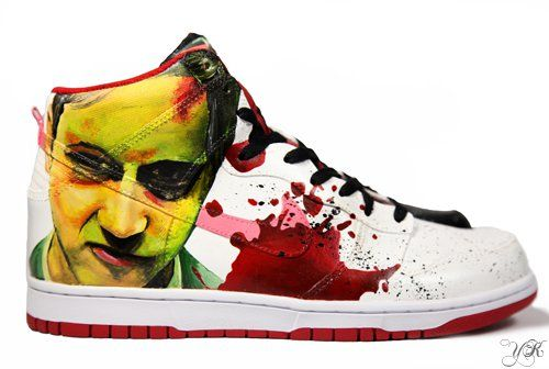 fight club shoes - Google Search