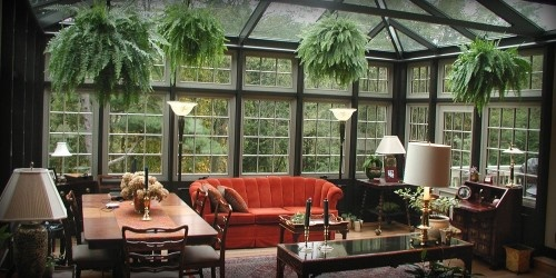 Sun room screen room ideas verandas porches pinterest for Outdoor screen room ideas