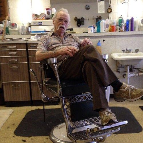 Barber Shop San Antonio : barberfink: I went to go visit Ken at Kens Barber Shop San Antonio ...