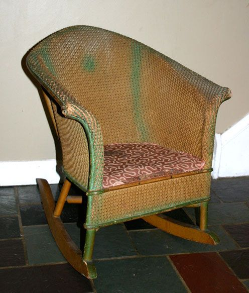 Vintage child rocking chair - Pin By Jan Balestriere On Rocking Chairs Pinterest