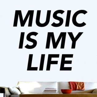 Music Is My Life Quotes. QuotesGram - 14.2KB