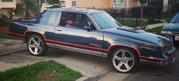 Clean Olds Cutty G Body Gm 80 S Quot G Body Quot Cars Pinterest