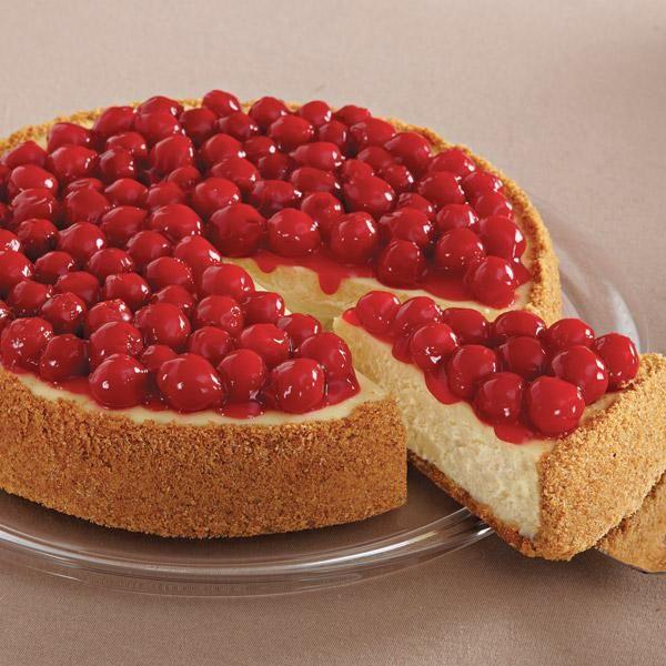 Cherry Cheesecake | Recipe