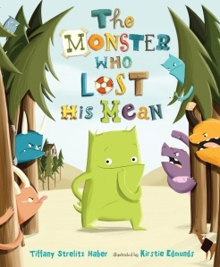 """""""The Monster Who Lost His Mean"""" Found Something to Give Away!"""