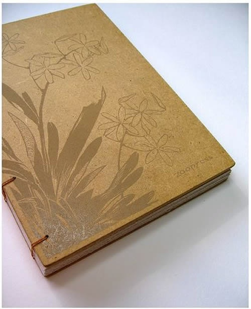 Handmade Book Cover Ideas : Beautiful creative book cover designs handmade books