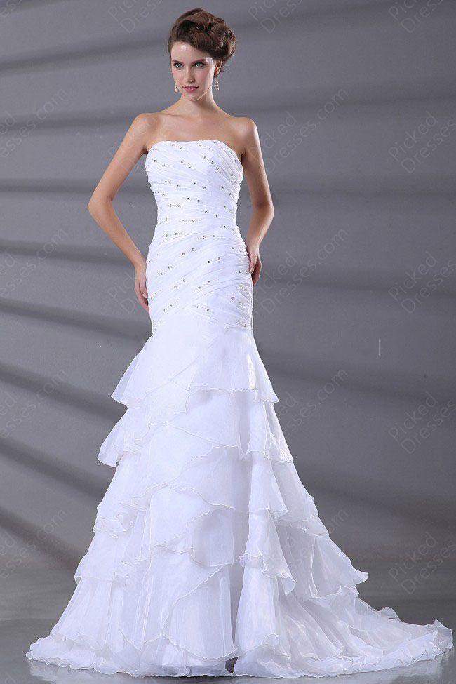 Enchanted Evening Wedding Dresses