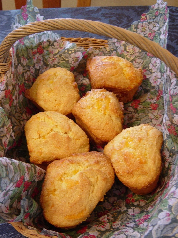 Corn And Cheddar Muffins Recipes — Dishmaps