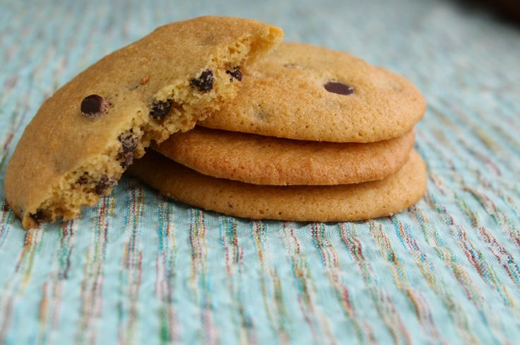Paleo chocolate chip cookies | Recipes to try | Pinterest