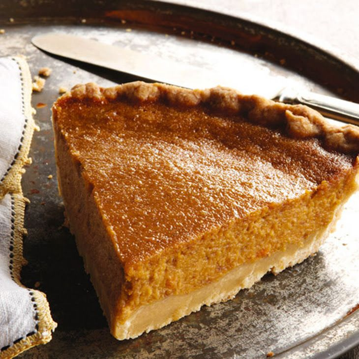 Southern Sweet Potato Pie all you need now is coffee and maybe a ...