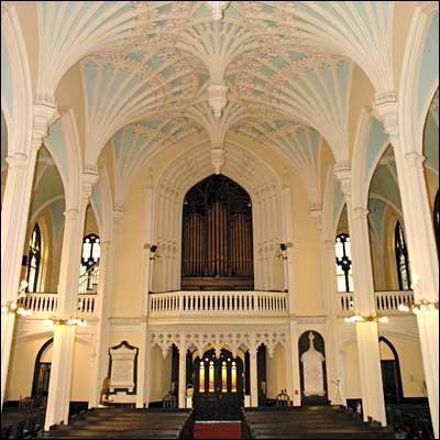 Unitarian Church, Archdale Street, Charleston, SC