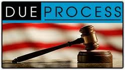 5th amendment due process vs 14th amendment due process