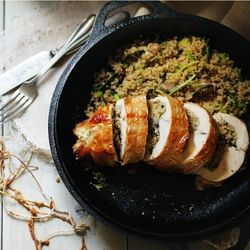 herb stuffed chicken breasts moroccan couscous stuffed chicken breasts ...