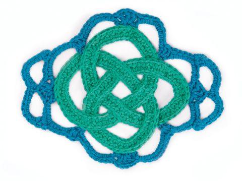 Knotwork patterns | Cross stitch | Pinterest