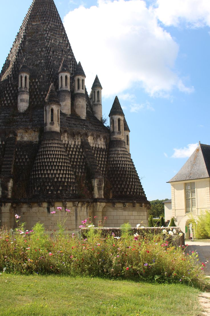 Fontevraud l'Abbaye France  City new picture : Abbaye De Fontevraud 12c. France | France thru My Eyes | Pinterest