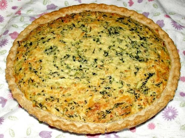 Spinach Pie from Food.com: A nice addition to any buffet or served ...