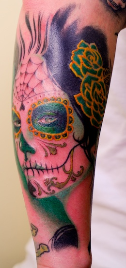Henry lewis at skull sword in sf amazing ink pinterest for Henry lewis tattoo