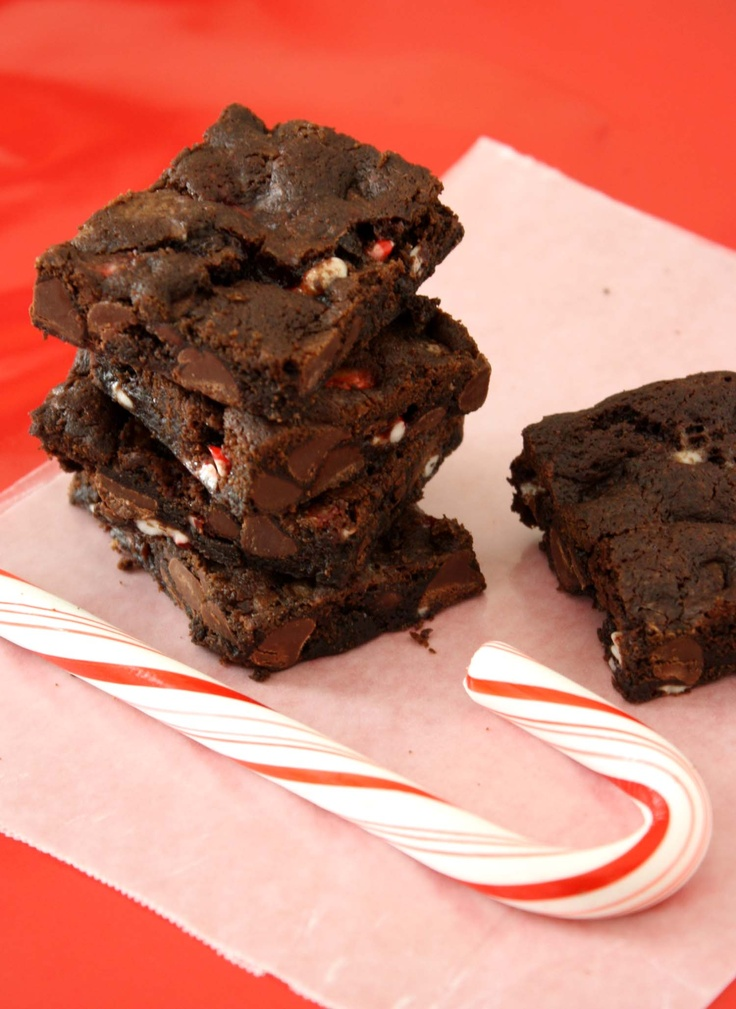 chocolate peppermint bar cookies