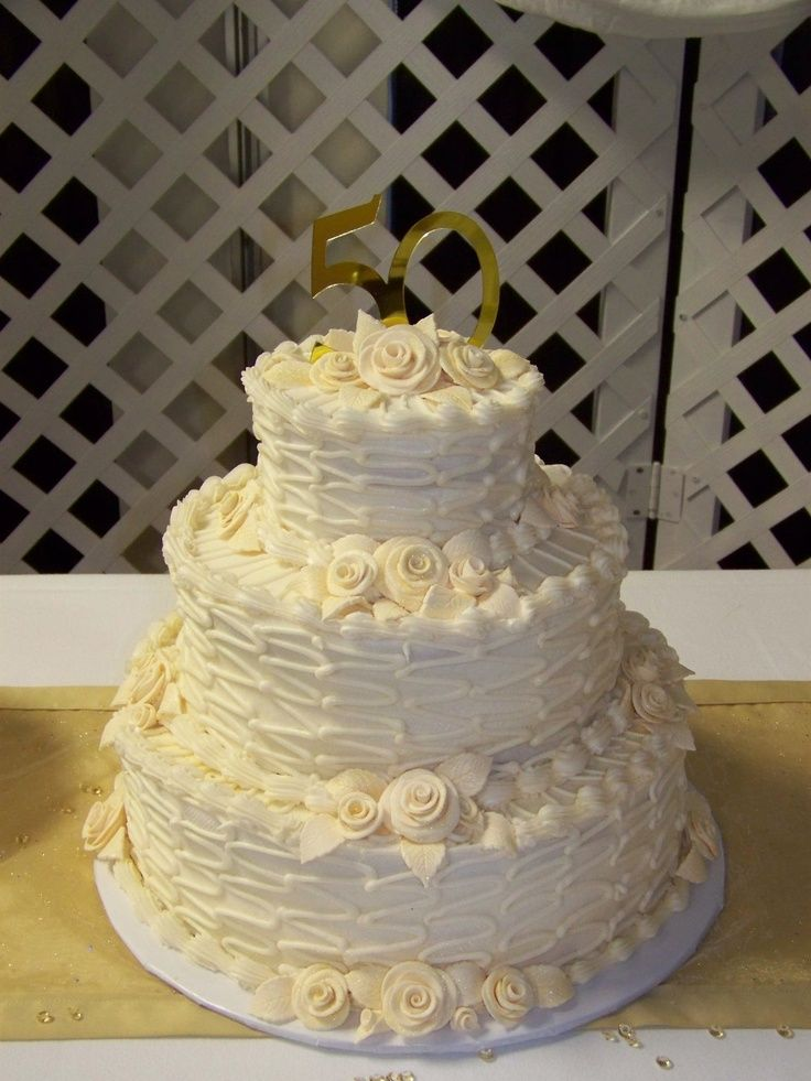 Pin by carolynn parks hargrove on party pinterest for 50th wedding anniversary cake decoration ideas
