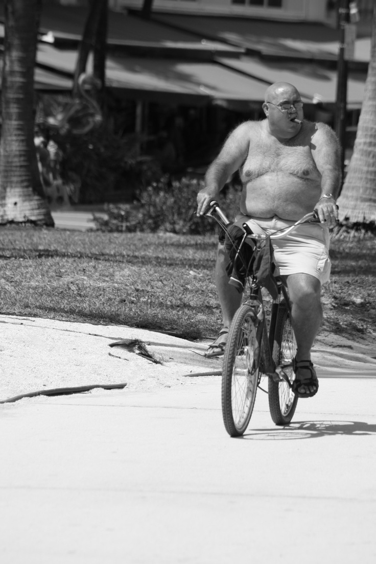 Typical Cuban old man on South Beach. | Through My Lens | Pinterest: pinterest.com/pin/249879479295330190