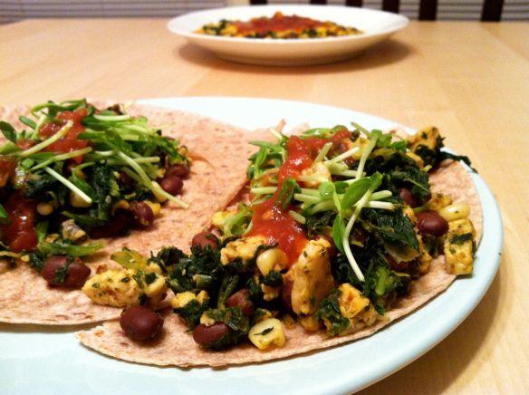 Tempeh Tacos | Tacos/Burritos/Enchiladas | Pinterest