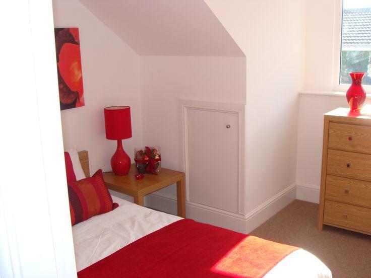 Small dormer bedroom ideas for home pinterest for Dormer bedroom ideas