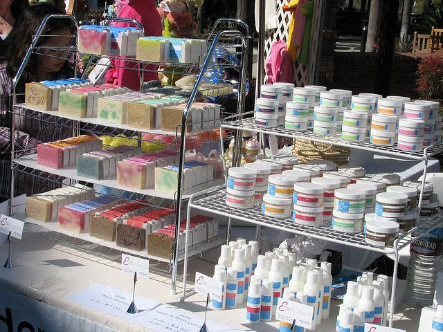 soap displays for craft shows party invitations ideas. Black Bedroom Furniture Sets. Home Design Ideas