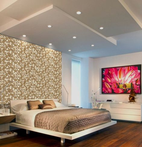 Pin by sophie karam on home dream home pinterest - Tiles for bedroom walls india ...