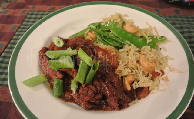 slow cooker mongolian beef | recipes to try meals | Pinterest