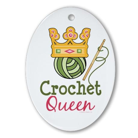 Crochet Queen : crochet queen crochet Pinterest