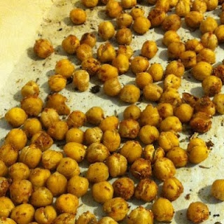 Curry Chickpea Poppers | Good Eats | Pinterest