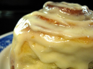 Clone of a Cinnabon | desserts and snacks | Pinterest